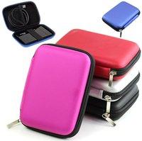 """Hot Sales 2.5 """"Bag Organizer Disque dur externe Carry Case Cover main Pouch Protect Expédition WD Disque dur externe BX170 DHL / EMS gratuit"""