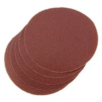 Wholesale 5pcs Grit Sandpaper Peel and Stick Sanding Disc Sand Sheet mm Excellent
