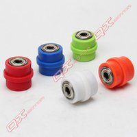 motorcycle cam chain - Roller wheel anti pulley nylon cam for off road motorcycle modified guide chain wheel chain tension device