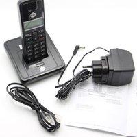 Wholesale Digital cordless phone original mars from England DECT telephone English menu v v EU plug