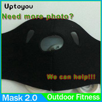 Wholesale Mask MMA High Altitude Simulation Mask Crossfit Yoga Fitness Fitness Equipment Training Equipment Exercise
