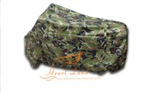 Wholesale New Universal Camouflage Motorcycle Cover Motorbike Cruiser Scooter Outdoor covering size M XL XXL XXXL XXXXL
