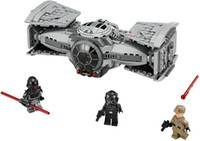 Wholesale 354pcs Bela Star Wars The Force Awakens TIE Advanced Prototype Building Blocks Toys Gifts Minifigures Compatible With leg0