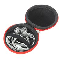 Cheap Fashion Carrying Hard Hold Case Storage Bag For Earphone Headphone Earbuds Key Coin Hard Holder Box New Hot Saling
