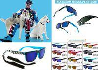 anti reflective lens - 2015 KEN BLOCK HELM Brand Sunglasses Cycling Sports Outdoor Sunglasses Unisex Glasses Women Men Sunglasses Anti Reflective Lenses Colors