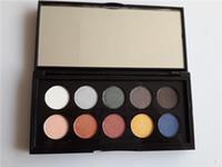 Wholesale Top seller Makeup Nude Eye Shadow Colors Eyeshadow plate Colors