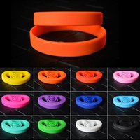american power sports - 2016 New Basketball Sports Wristband Silicone Multicolor Power Bands Energy Bracelets Wen