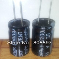 Wholesale Electrolytic capacitors V UF Volume m Best price and good service