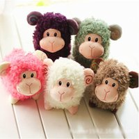 sheep plush - 20CM New Arrival Stuffed Dolls Small Sheep Cute Sheep Plush Toys Promotional Price Fast DHP150