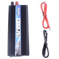 dc to ac inverter - Black W Car Vehicle USB DC V to AC V Power Inverter Adapter Converter