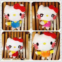 baby stuff - 8 quot cm Hello Kitty Toys Plush Doll Cartoon Stuffed Toys for Children Kawaii Girl kids Toys Baby toy