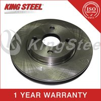 Wholesale brake system Chinese manufacturer supply high quality brake disc for Toyota AXIO Corolla Prius OE