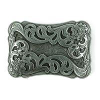 western belt buckles - Engraved with Flowers Western Cowgirl Belt Buckle