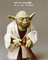 alien article - The original hand do Star Wars yoda Alien doll furnishing articles