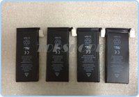 Wholesale Best Quality Replacement Battery For iphone S S Built in Internal batteries mah Li Li ion Battery AAAAA