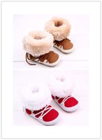 baby winter cloth on sale - trade years old infant baby toddler shoes soft soled shoes warm cotton cloth footwear units for sales A080817