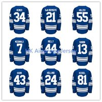 xxxxl size jersey - Factory Outlet Maple Leafs James REIMER Jersey Morgan RIELLY Cheap Stitched Hockey Jersey Size S to XXXXL