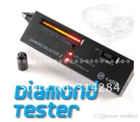 Wholesale Off Discount Jewerly Diamond Tester Selector II Gems Gemstone Tester LED Tool