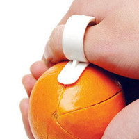 orange peel - ECO Friendly Openers Cleverly Open Orange Peel Orange Creative Convenient and Practical Good Helper Stripping Ring Type Device Gadgets g