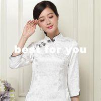 Wholesale 2015 new summer cotton cheongsam improved cheongsam jacket art in a short sleeved T shirt models female costume hanfu qp