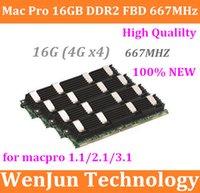 Wholesale for Mac Pro MACPRO MEMORY DDR2 FB Dimm mac pro16GB x GB DDR2 PC2 ECC DDR2 order lt no track