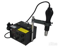 Wholesale 220V V Saike D Hot Air Rework Station Hot Air Gun BGA Soldering Reballing More accerss S709
