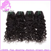 alibaba virgin hair - 7A Malaysian Virgin Hair Natural Wave Remy Human Hair Malaysian Wavy Alibaba Express Virgin Hair Bundle Deals inch Pure Color By dhl