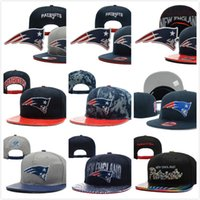 snap back hats - New England Snapback Hat Thousands Snap Back Hat For Men Summer Baseball Cap Patriot American Football Hat Women Baseball Cap Mix Order