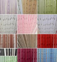 bead divider - 2015 X Chain Beads Fringe String Curtain Panel Window Room Divider Tassel Colors
