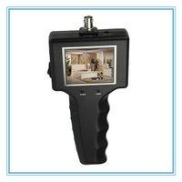 Portátil monitor de prueba de CCTV de 2,5 pulgadas, probador de vídeo de cámaras de seguridad CCTV, monitores de seguridad, mini servicio de CCTV LCD Tester Monitor