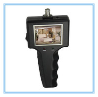 Pruebas de monitor CCTV portátil de 2.5 pulgadas, cámara de seguridad CCTV probador video, monitores de seguridad, servicio de mini CCTV LCD Monitor de Tester