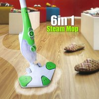 steam mop - 6 in Multi function Steam Mop Cleaning Machine Cleaner Steamer