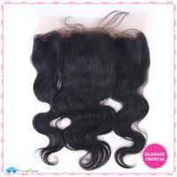 Cheap silk base closure 13x4 Best silk top lace frontal