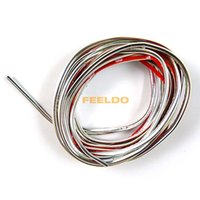 auto meter products - 10pcs Good product of Meters DIY Car Auto Anywhere Decoration Dream Moulding Trim Strip Silver Line