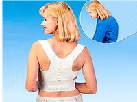 Cheap Free shipping Magnetic Posture back therapy Support Corrector Belt Band Feel Young Belt Brace Shoulder Braces & Supports for Sport Safety