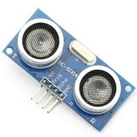 New Electronic Components Ultrasonic Sensor Module HC-SR04 Distance Measuring Sensor para arduino SR04 VE162 W0.5