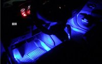 Wholesale 2015 popular product LED ambient lighting atmosphere within the automotive supplies decorative lights light blue interior