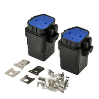 auto relay holder - Universal sets Waterproof Integrated v A pin Auto Relay and Relay Holder SocKets For Car Truck Boat