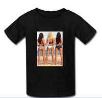 best beach shirts men - Custom Diy Cloth Beach Sexy Bums T Shirts Mens Best Cotton Short Sleeve Man T Shirts S XXXL