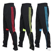 Wholesale Clubs Men soccer training pants football sport Leg Elastic sweatpants Gym skinny joggers Men s harem pants pantalones