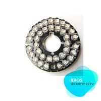 Cheap 36 LED 5mm Infrared IR 60 Degree Bulb Board For Camera