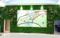 artificial turf supply - Artificial turf Artificial plastic boxwood CM Cm Milan Grass Mat for home garden fence decorations supplies