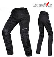 Wholesale 2015 New NERVE motorcycle riding pants long distance rally Moto racing suit pants Blanca pants