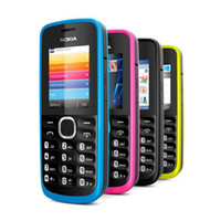 Wholesale Unlocked Nokia Cheap Mobile Phone GSM MHz dual sim card Unlocked Renew Cell Phone Multi language