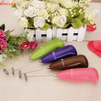 Wholesale High Quality Fashion Hot Drinks Milk Frother Foamer Whisk Mixer Stirrer Egg Beater New Arrival