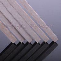 balsa wood strips - AAA Balsa Wood Sticks Strips triangles mm long different thickness or airplane boat model Fishing tolls DIY order lt no t