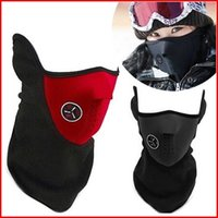 Wholesale Winter Windproof Warm Face Mask Motorcycle Bicycle Scarf
