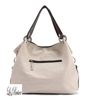 Wholesale Women handbags on sale PU leather messenger bag splice grafting shoulder Crossbody bag