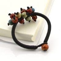 Wholesale Jingdezhen Ceramic jewelry fashion bracelet jewelry manufacturers girlfriends friend gift fruit glaze