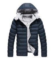 ad coat - Fall COLORS PLUS size M XL winter duck down jacket men men s coat winter brand outdoor man clothes casacos masculino AD